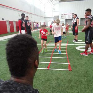 Just for Kids Football Clinic
