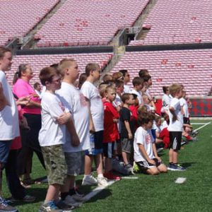 UofL Just for Kids Football Clinic