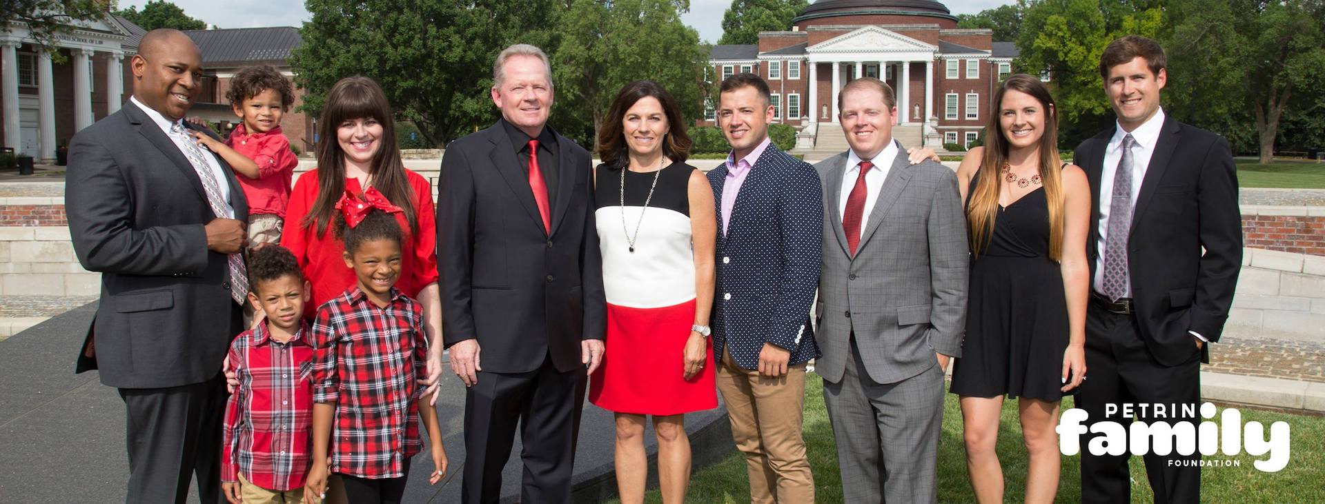 The Petrino Family Photo