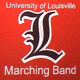 University of Louisville Marching Band Logo
